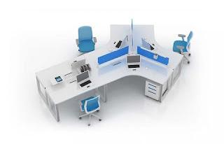 Spacios Open Concept Workstation