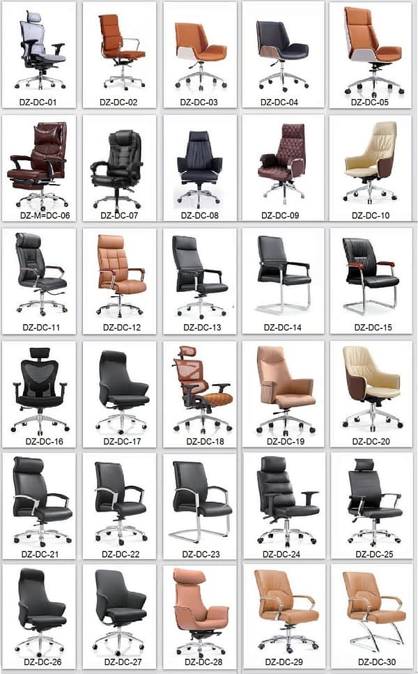 Office Chair Series executive manager