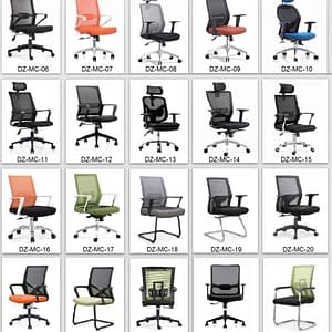 admin chair backrest